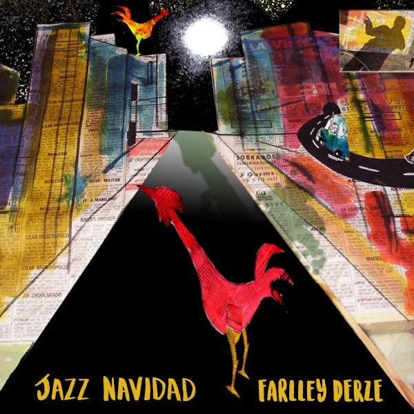 Músicas natalinas, piano solo jazzístico